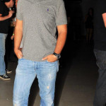 Pedro Bonelli veste polo Ralph Lauren, calça Diesel, topsider Swains e relógio Fóssil