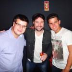 João Carlos Freitas, Bruno Zambrotti e Diego Correa