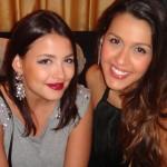 Larissa Faria e Daniela Garcia