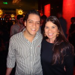 Pedro Bonelli e Cristiane Yokoyama