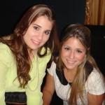 Rafaela e Gabriela Pantaleão