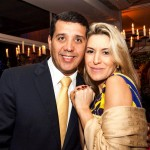 Carlos Americo Pinho e Marcelle Miranda