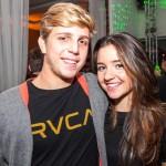 Frederico Ferreira e Eloysa Almeida