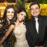 Mariana Decat, Bruna Coutinho e Atratino Côrtes Coutinho