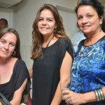 Isabela Costa, Adriana Costa e Cristina Fellows