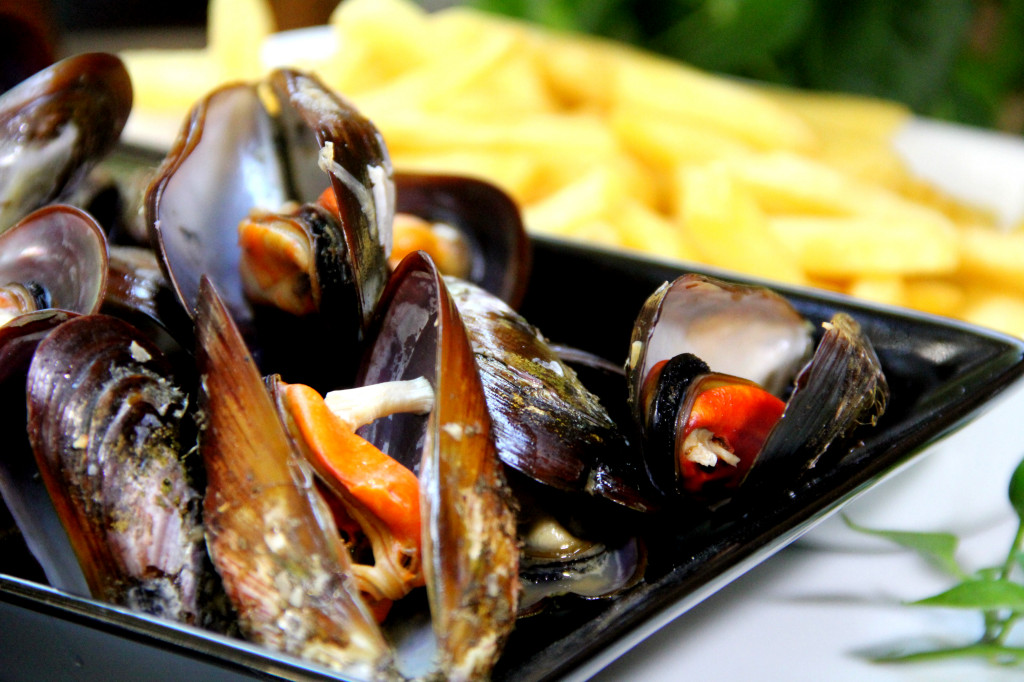 Moules & Frites do Torna Pub