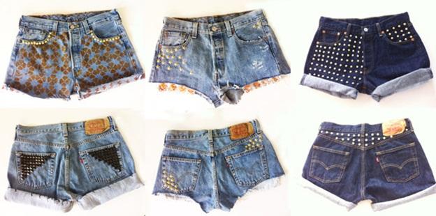 shorts-farm-levis-customizados