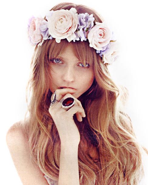 flower-headpiece