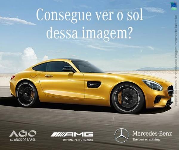 Mercedes colorida