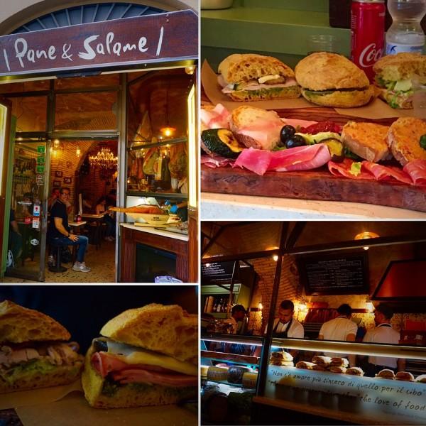 Sanduiches com combinações variadas e sabores impecáveis. O restaurante vive cheio, mas a espera compensa. E se estiver com pressa, peça para viajem. Para quem come pouco, um sanduiche serve duas pessoas. É barato e não faz reserva.