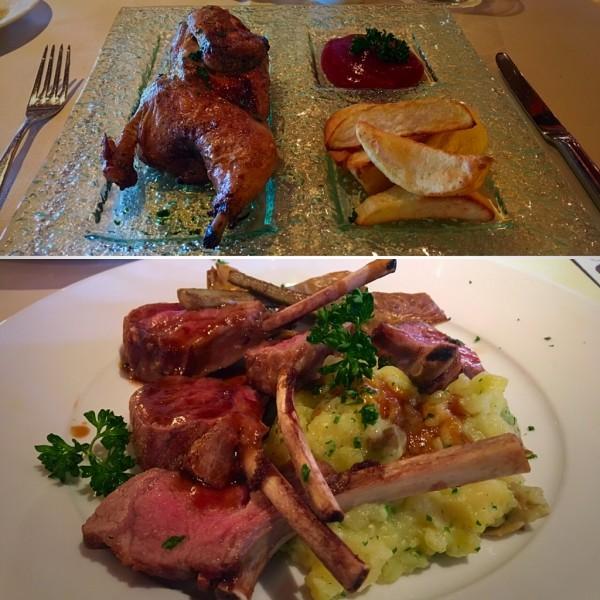 O hotel Hilton de Veneza reune seis restaurantes frequentado por gente bonita e de bom gosto. Suas cozinhas apresentam opções variadas e de qualidade inquestionável. Comemos por lá três vezes e as três foram perfeitas.