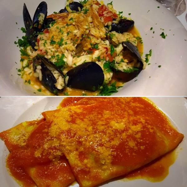 Garços simpáticos complementam a comida excelente e uma carta de vinho diversificada. Era o preferido do escritor brasileiro Luis Fernando Veríssimo em Roma.