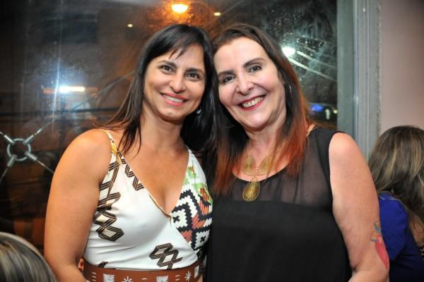 Ana Paula Guillera e Fatima Patricio