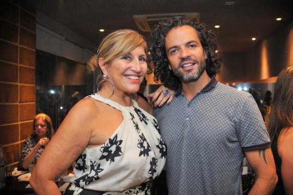 Angela Brasil e Marcelo