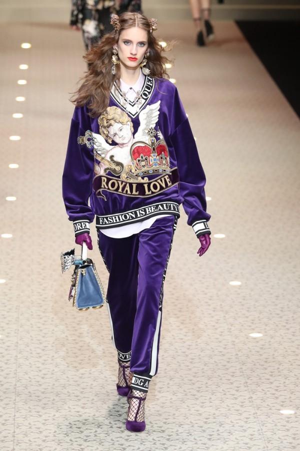 Coleção Dolce&Gabbana Milão
