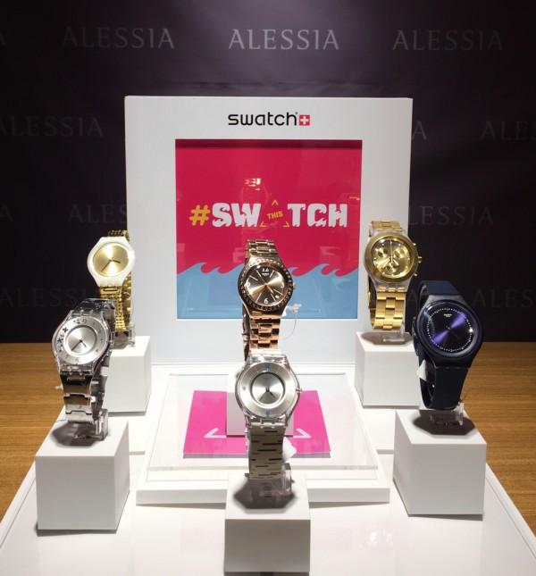 Coleção especial da Swatch para as mães, exclusivos na Alessia Joalheria.