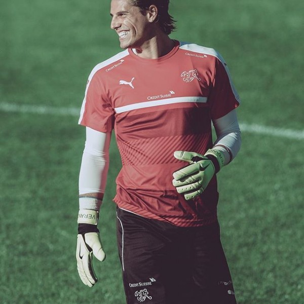 Yann Sommer- Suíça